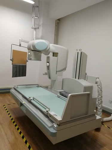 多功能数字化平板X线机